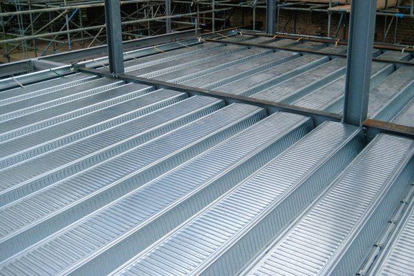 Composite Floor Decking