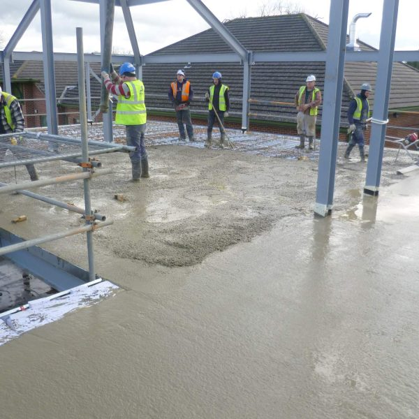 Ancillary Services; Concreting by Composite Profiles