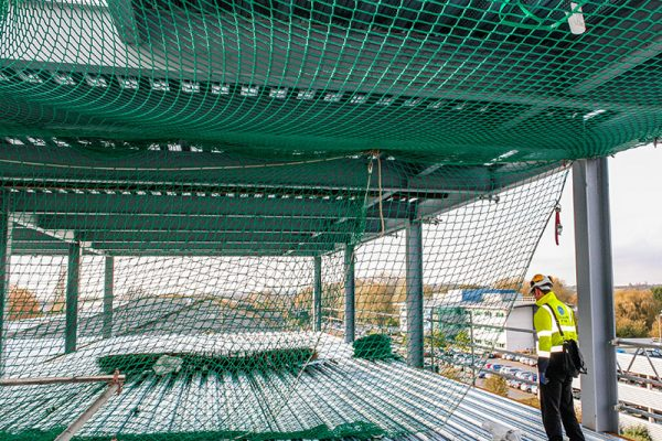 Safety Netting & Fall Arrest Systems
