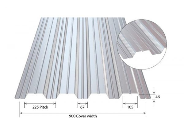 Tata Steel Roof Decking Span Tables 12 300 About Roof