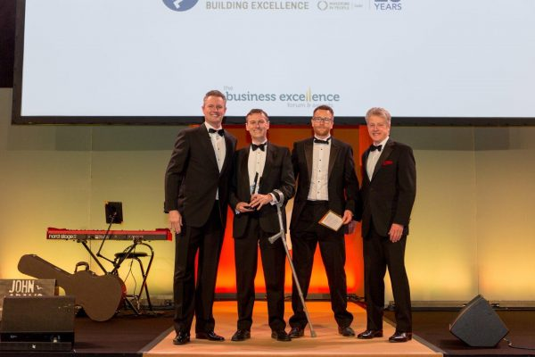 Business Coach award