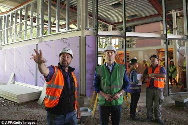 Grenfell Tower Rebuild with DIY SOS