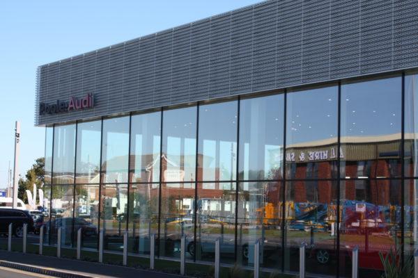 Poole Audi Dealership