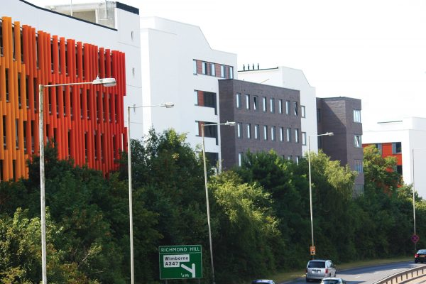 Student Accommodation, The Arts University, Bournemouth