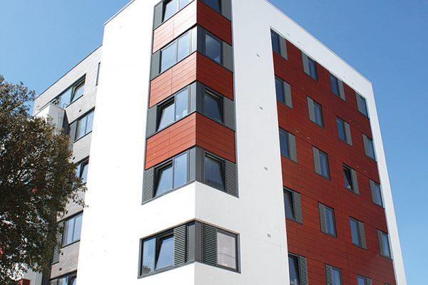 Student Accommodation, The Arts University, Bournemouth