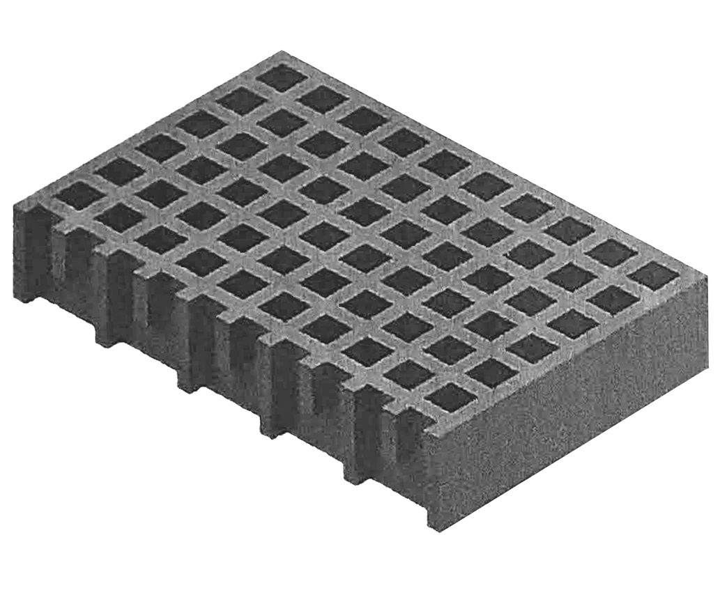 wHOLE.Protect Micro anti-slip GRP Grating