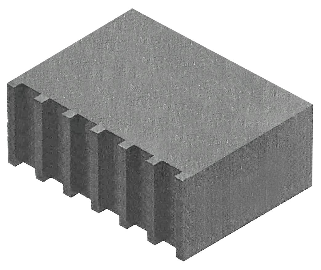 wHOLE.Protect Solid anti-slip GRP Grating